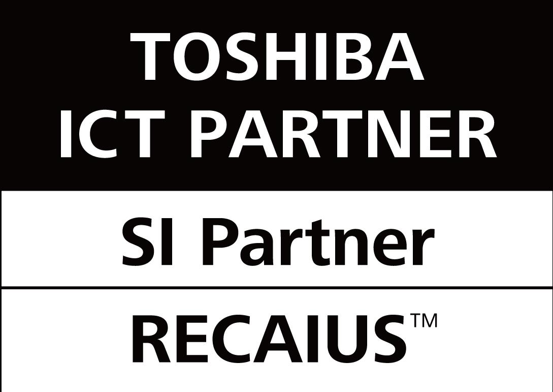 東芝ICTパートナープログラム RECAIUS SIパートナー